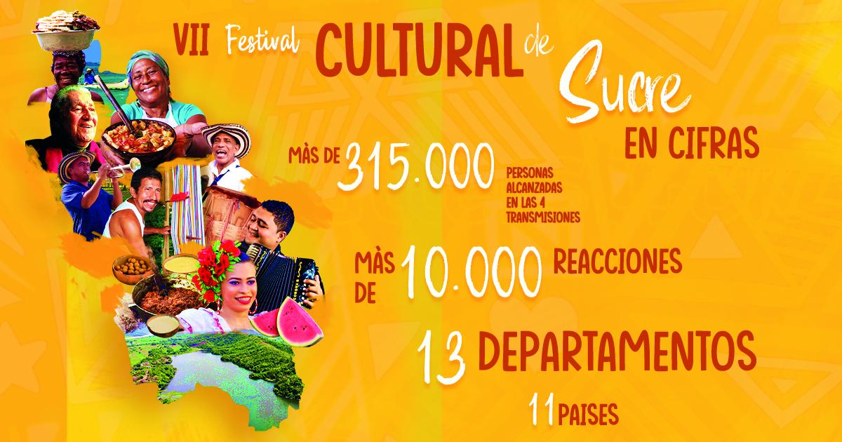 Revive el VII Festival Cultural de Sucre